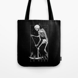 La Mort Tote Bag