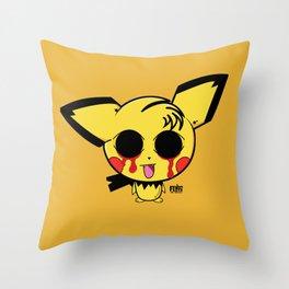 Zombimon - 172 Throw Pillow
