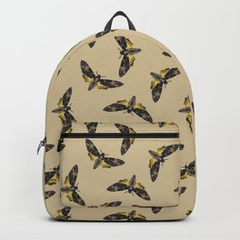 Death's-head hawkmoth Backpack