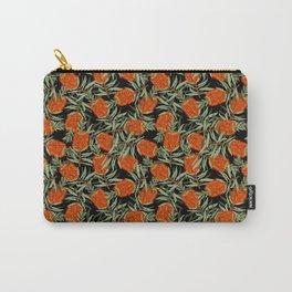 Bottlebrush Flower Carry-All Pouch
