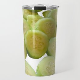 Cucumber Quarters Travel Mug