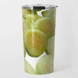 Cucumber Quarters Travel Mug