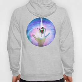 Tiny Dancer Hoody
