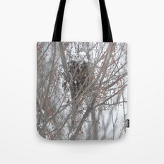 Home amoung the berries  Tote Bag