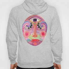 the all seing tranquility mask Hoody