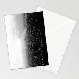 New York City Skyline Panaorama Stationery Cards