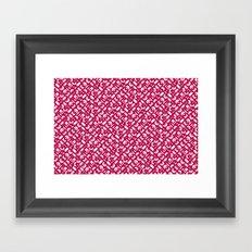 Control Your Game - Granita Framed Art Print