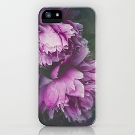 Mysterious Passion iPhone Case