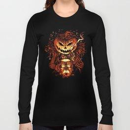 Halloween Pumpkin King (Lord O' Lanterns) Long Sleeve T-shirt