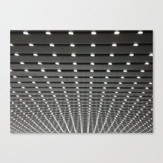 Follow all of the Lights Canvas Print