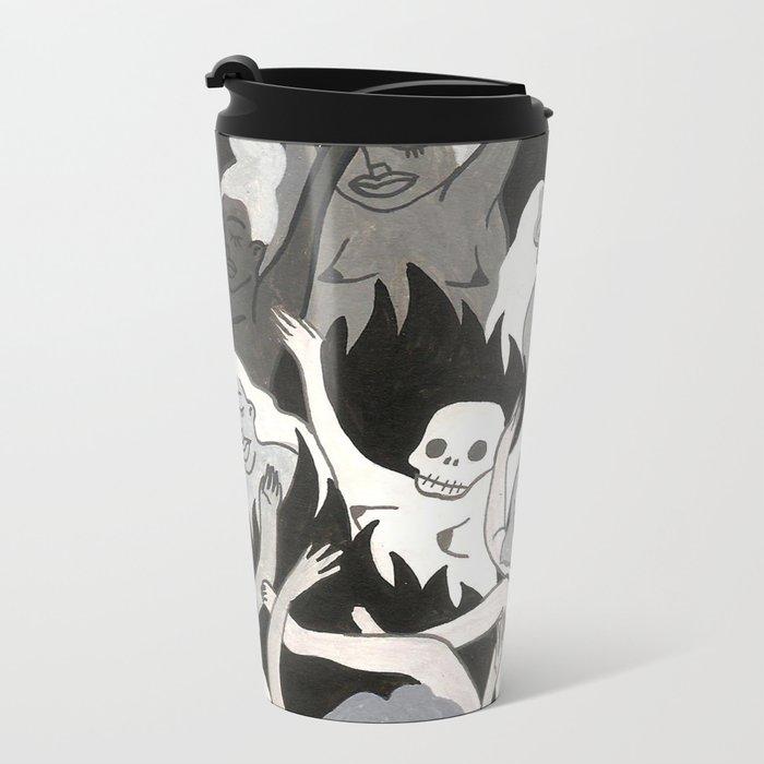 Warm me up Metal Travel Mug