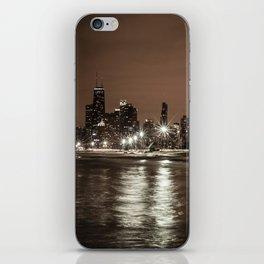 Chicago Nights iPhone Skin