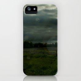 Nebraska Field iPhone Case