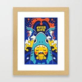 Overbite: Jawbreaker 1 Framed Art Print