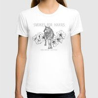cargline T-shirts featuring smokes for harris by cargline