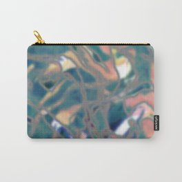 abstract 056 Carry-All Pouch