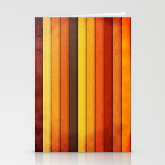 Vertical Grunge Stationery Cards
