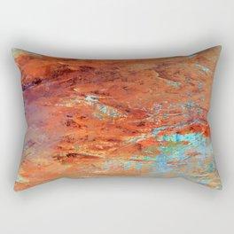 Flashpoint Rectangular Pillow