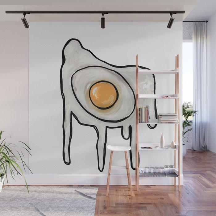 Egg Wall Mural