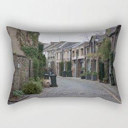 Circus Lane Edinburgh 1 Rectangular Pillow