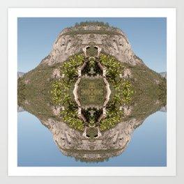 Yosemite Valley I Art Print