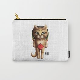 Rastaman Cat Carry-All Pouch