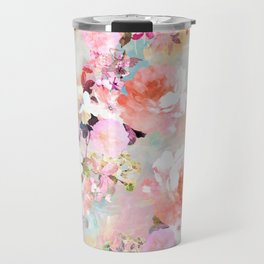 Love of a Flower Travel Mug