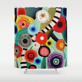 Ciao Bella Shower Curtain