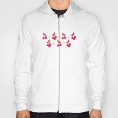 Dots and cherries Hoody