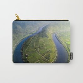 Incredible Mosel River Bend in Germany Carry-All Pouch