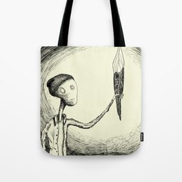 There's Nothing Here Tote Bag