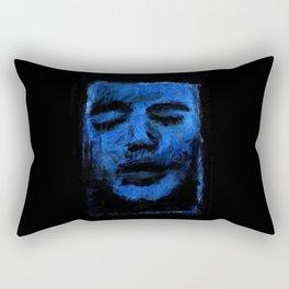 something in the way Rectangular Pillow