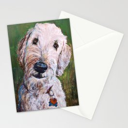 Goldendoodle Stationery Cards