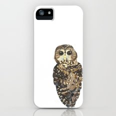 Northern Spotted Owl. Slim Case iPhone (5, 5s)