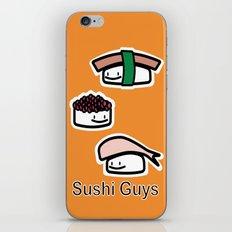 Sushi Guys iPhone & iPod Skin