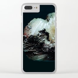 Mineral Three Clear iPhone Case