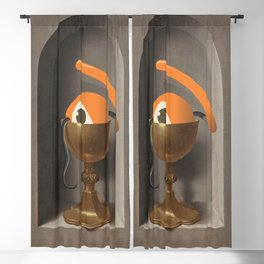 chalice of saint ojolo Blackout Curtain