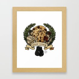 Tough Cookie, One In A Dozen Framed Art Print
