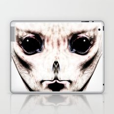 Visitor From Beyond Laptop & iPad Skin