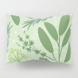 Herbs Pillow Sham