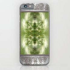 Hordeum Jubatum Abstract Slim Case iPhone 6s