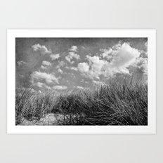 whispering wind Art Print