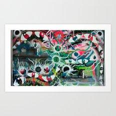 Faucet Of Visions Art Print