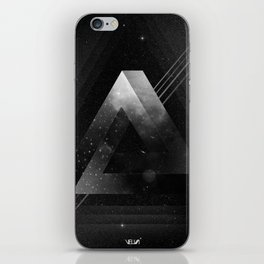 Triangle iPhone Skin