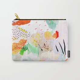 toto: abstract painting Carry-All Pouch