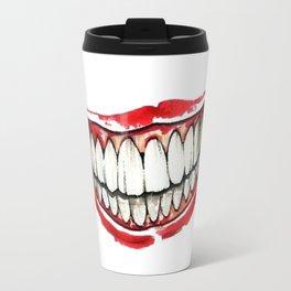 Joker Smile Travel Mug