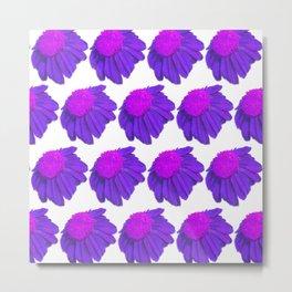 Coneflower Echinacea - Purple Metal Print