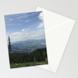 Mountains of Southern Austria Stationery Cards