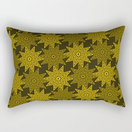 Op Art 82 Rectangular Pillow