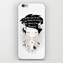 Gracious Gifts iPhone Skin